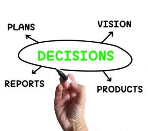 How to Handle Difficult Decisions in 4 Easy Steps